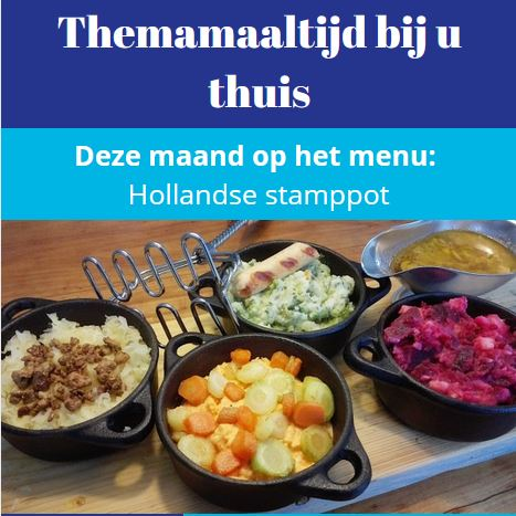 Themamaaltijd: Hollandse stamppot