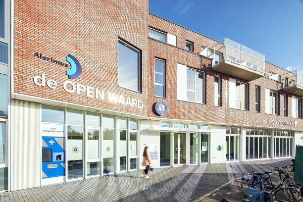 Coronabesmettingen locatie de Open Waard in Oud-Beijerland