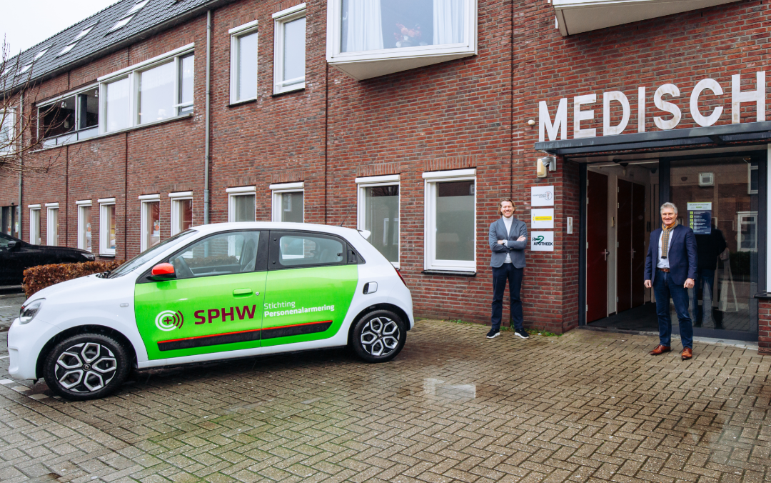 Cliënten SPHW sneller bereikbaar dankzij samenwerking met huisartsenpost 't Hellegat (HAP)
